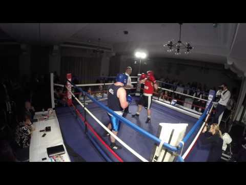 Ultra White Collar Boxing Dartford | James Cannell VS Micky Stillwell