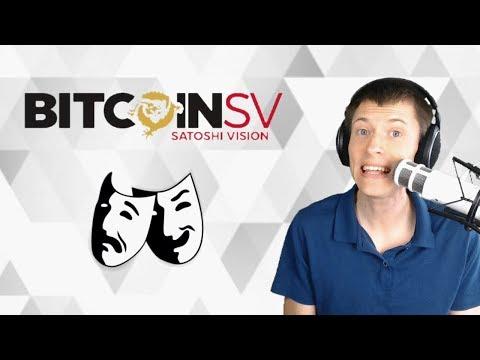 The Drama of Bitcoin SV