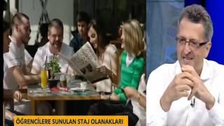 """MEF Üniversitesi TV Net """"Tercih Rehberi"""" Programında 21.07.2017"""