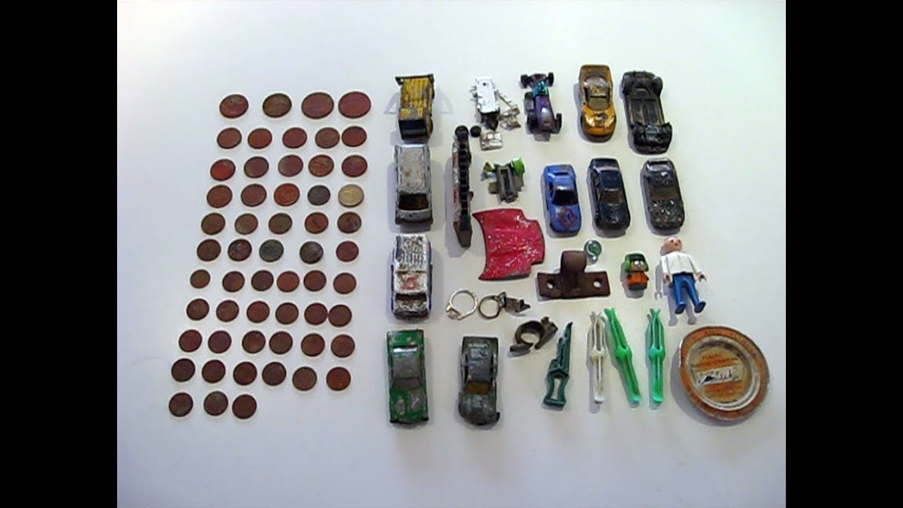 fisher f2 metal detecting finds from brother u0027s backyard in