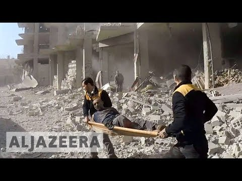 Syria: Ceasefire fails to stop devastating airstrikes