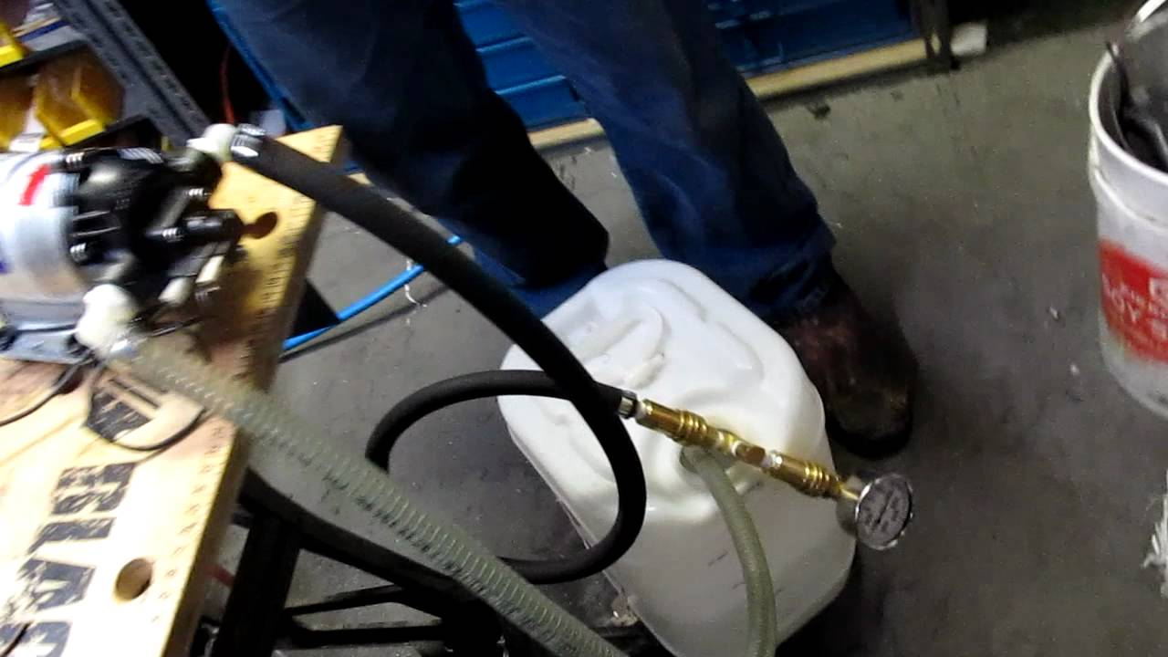 Shurflo Pump 8000-912-288 Testing