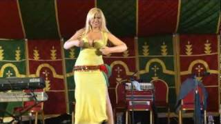 Sexy bellydance Hakima Dance - Mediterranean Delight Festival 2011 - Morocco Marrakech