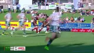 Intrust Super Shute Shield Highlights 2018 | Norths Rugby vs Warringah | Round 1