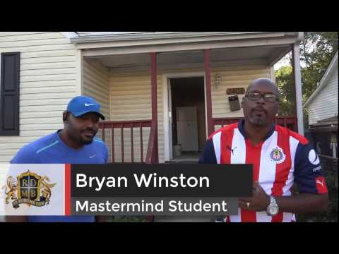 Mastermind Student   Washington DC Real Estate   Learn Real Estate Investing