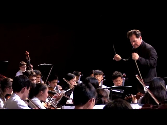 13 Holmes Combined Orchestra March of the Czar Day