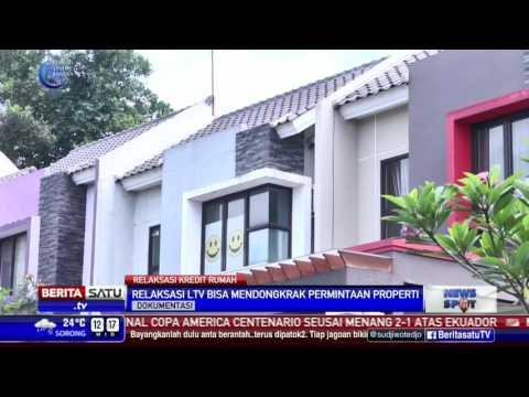 Kebijakan BI Relaksasi Kredit Rumah Berlaku Mulai Agustus 2016