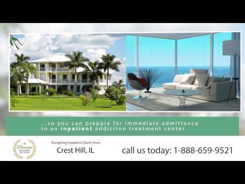 Drug Rehab Crest Hill IL - Inpatient Residential Treatment