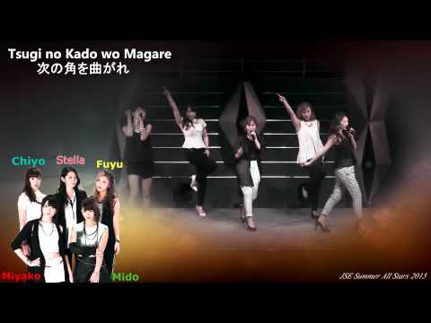 JSE Summer All Stars 2015 Pt2   Tsugi no Kado wo Magare