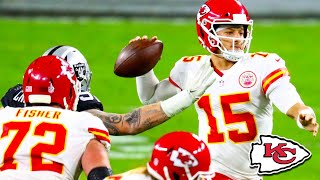 Chiefs patrick mahomes leads comeback that downs raiders. control the afc west. get all of rgr as a member: https://www./channel/uc1quxkjy...