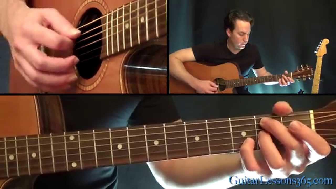 Fake plastic trees guitar lesson radiohead youtube hexwebz Images