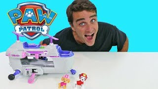 Paw Patrol Skye's Ultimate Helicopter !    Toy Review    Konas2002