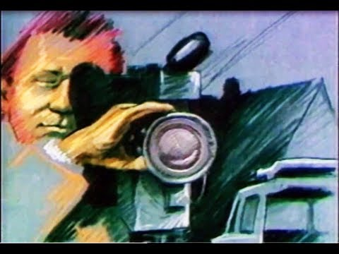 CGI History   1987 BDA Showreel part 3   Ed Kramer CGI Expert Wizard