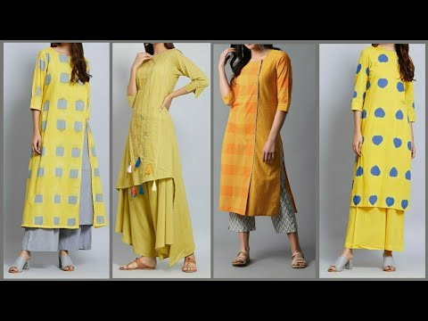 Latest trendy kurti design for girl 2019 || designer kurti