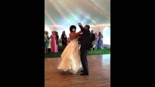 First Dance taught by Lara from Deni Danzco Studio