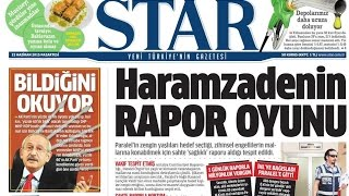 Sesli Manşet 22 Haziran 2015