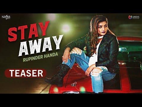 Stay Away (Teaser) - Rupinder Handa | Josan Bros | New Punjabi Song | Full Video Releasing 12th July