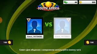 Soccer Stars by Miniclip - South Africa & Russia