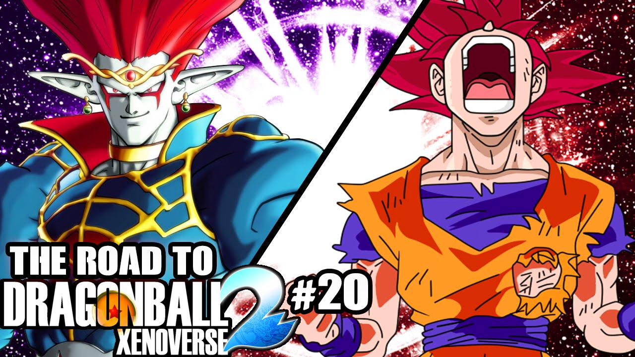 the road to dragon ball xenoverse 2 does time patrol goku count