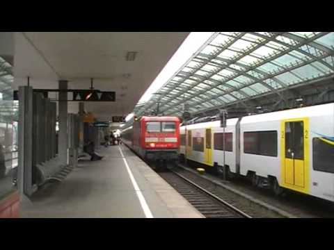 s bahnen im k lner hbf youtube. Black Bedroom Furniture Sets. Home Design Ideas