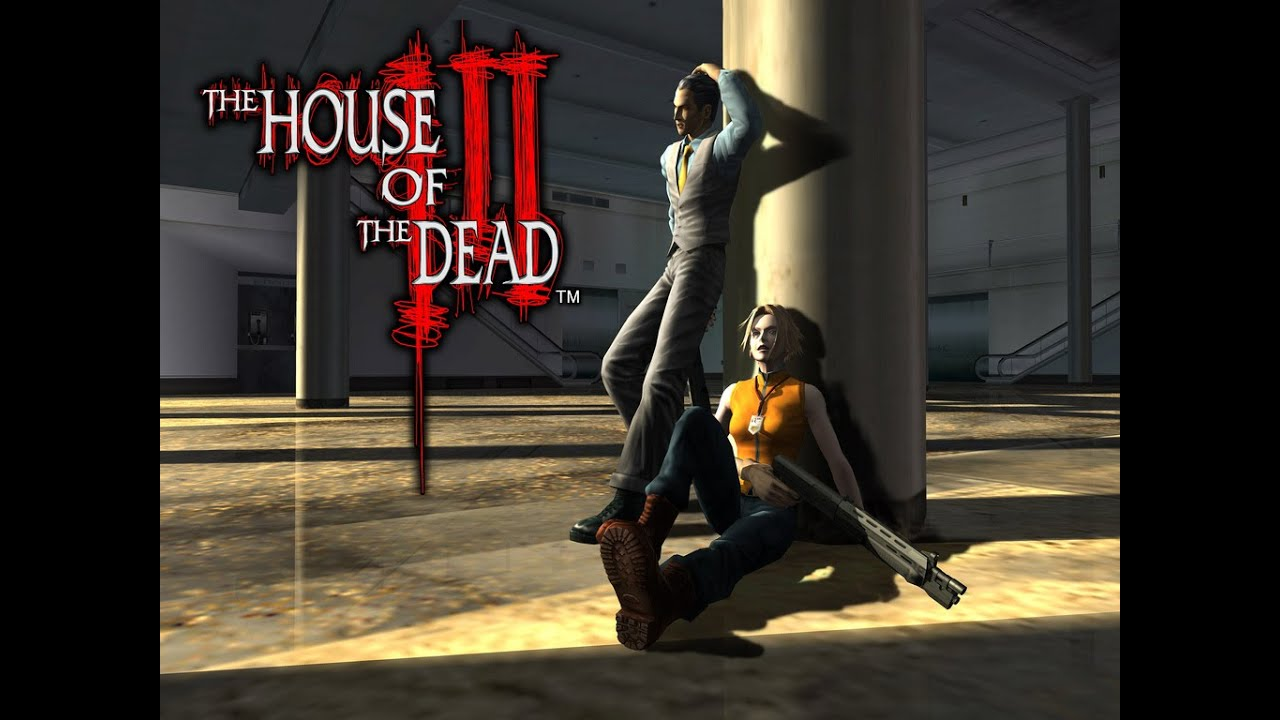 House Of The Dead 3 Hyperspin Setup Youtube