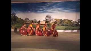 Tribal Dance For Christian Oriya Song