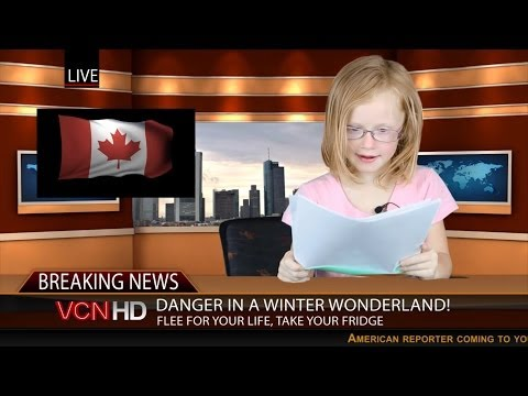 Nightly News According to Kids