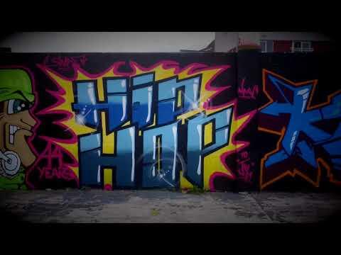 Graffiti Derby show reel 1