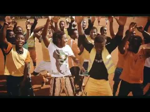 Awu-If a can, can-FIFA world cup, Brasil 2014 (Official video)