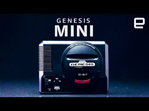 SEGA Genesis Mini Hands-On at E3 2019