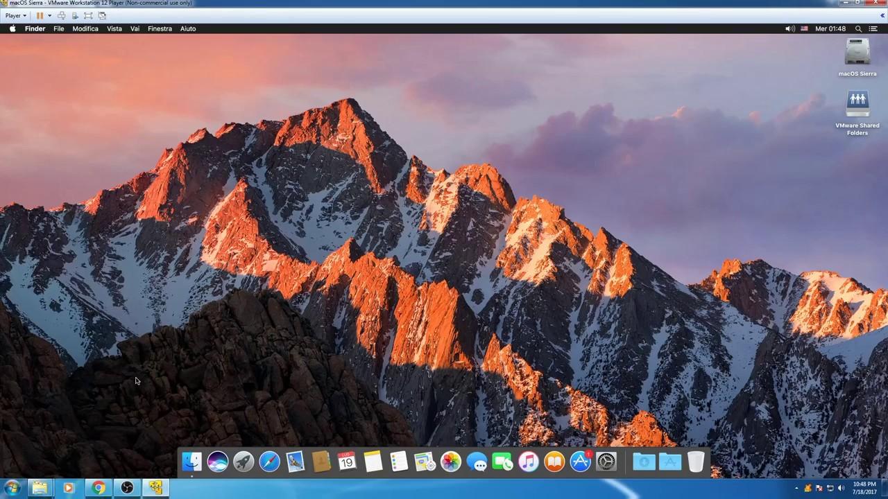 Virtual macOS: Use macOS Sierra on a Virtual Machine with