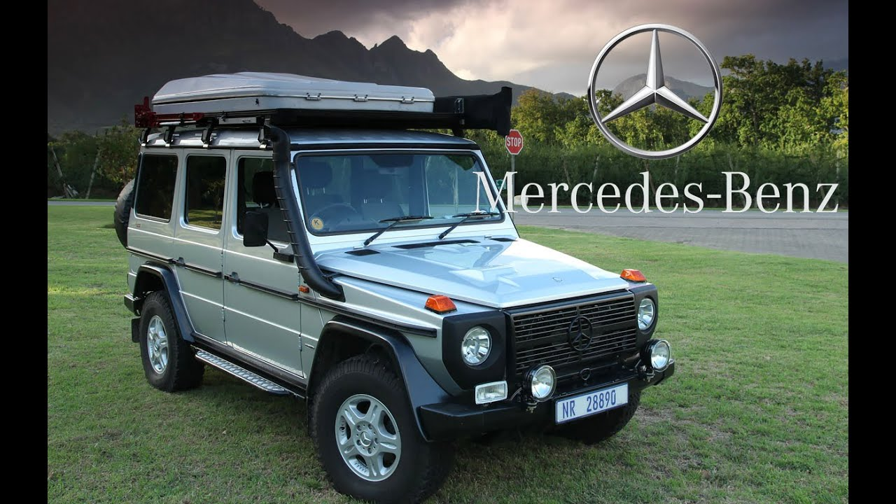 Mercedes Benz 300g Pro Wonderful And Absurd Youtube