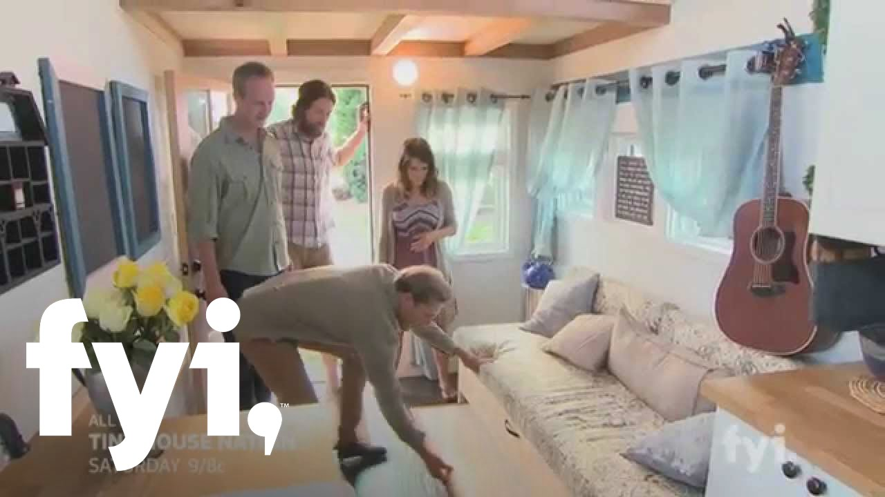 tiny house nation: brought to you by benjamin moore | fyi - youtube
