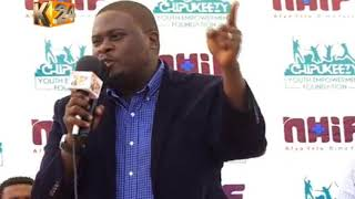 Sakaja  amtaka Gideon Moi kumuomba Ruto msamaha