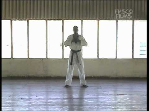 filmed by Tim Hetherington - Healing Sport - Taekwondo - Nairobi, Kenya