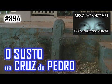 O Susto na Cruz do Pedro   Caça Fantasmas Brasil   # 894