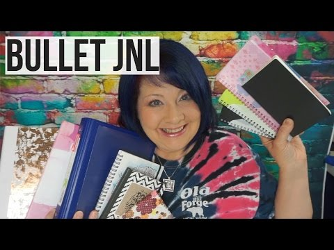 How To Set Up A Bullet Journal | Dollar Tree And Target Budget Options !