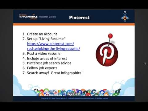 Social Media - Helping You Find Your Dream Employment - Business Performance USA