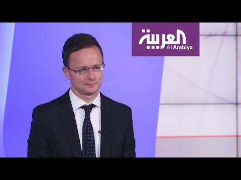 مقابلة خاصة مع وزير خارجية المجر بيتر سيراتو  - نشر قبل 2 ساعة