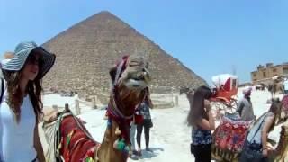 The Pyramids of Egypt | Mısır Piramitleri Vlog