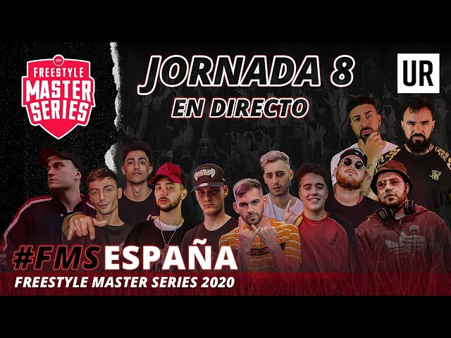 FMS - Jornada 8 #FMSESPAÑA Temporada 2020 - 2021   Urban Roosters