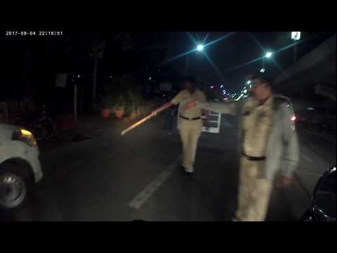 Police Stopped me at Wakad Pune