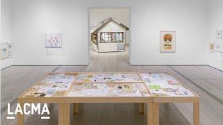 YOSHITOMO NARA // Retrospective Highlights