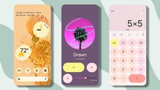 Разбираем Material YOU — будущее Android