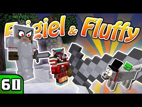 FRIGIEL & FLUFFY : JE SUIS GÉANT ! | Minecraft - S7 Ep.60
