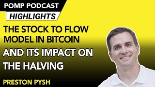 Preston Pysh Explains the Stock to Flow Model in Bitcoin and its Impact on the Halving