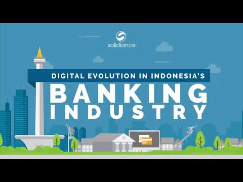Digitizing Indonesia's Financial Services Industry