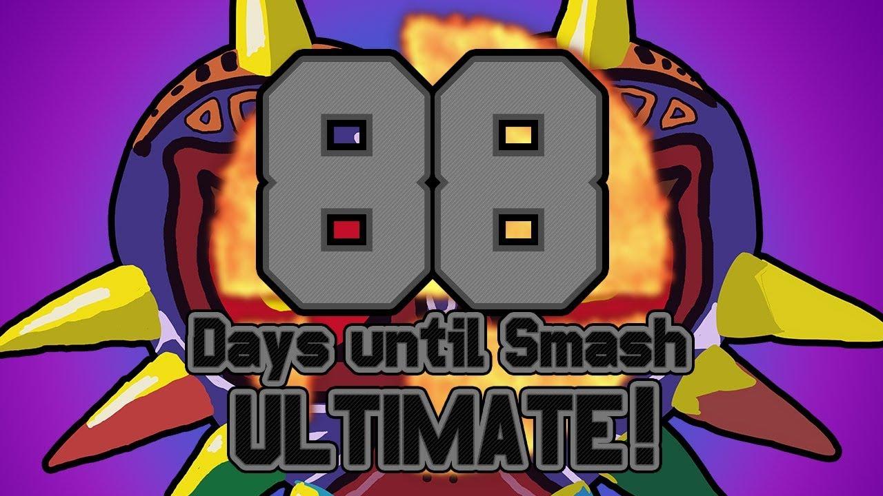 88 Days Until Smash Ultimate Skull Kidd