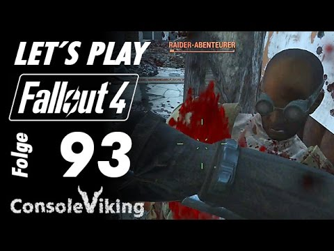 Let's Play Fallout 4 #093 - Wetterfahne Commonwealth-Bank