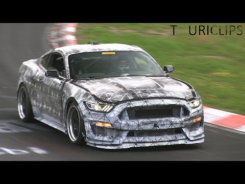 Hear the 2016 Ford Shelby roar in Nurburgring test